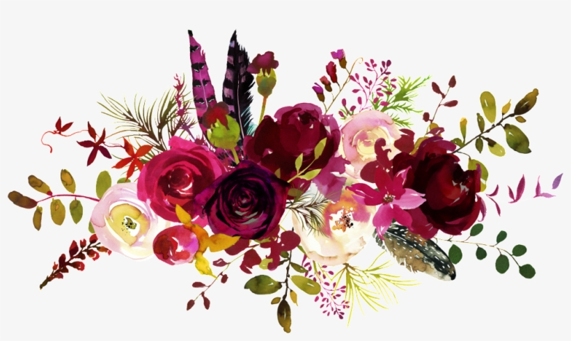 fashion blooming flower decoration
