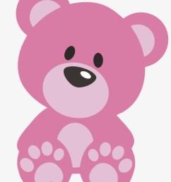 shining inspiration pink teddy bear clip art clipart blue teddy bear png [ 820 x 1101 Pixel ]