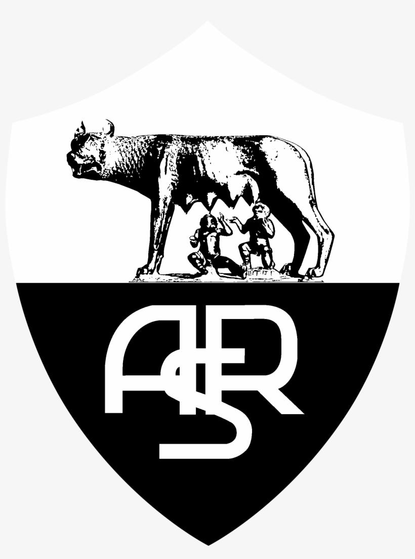 roma logo black and