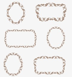 vector vintage borders png download frame border tag clipart [ 820 x 1040 Pixel ]