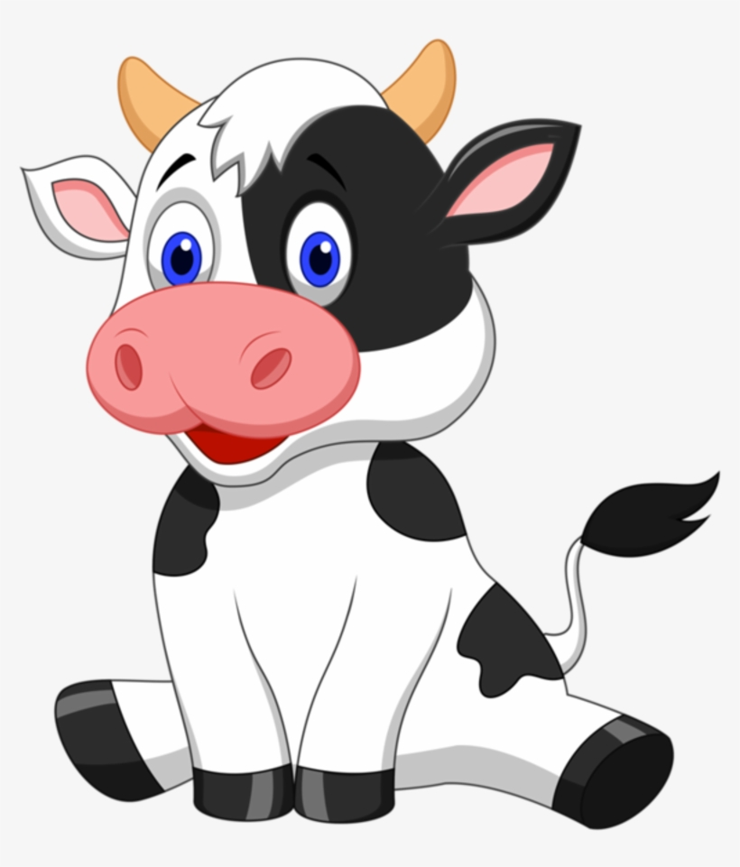 hight resolution of dibujo vaca png baby cow clipart