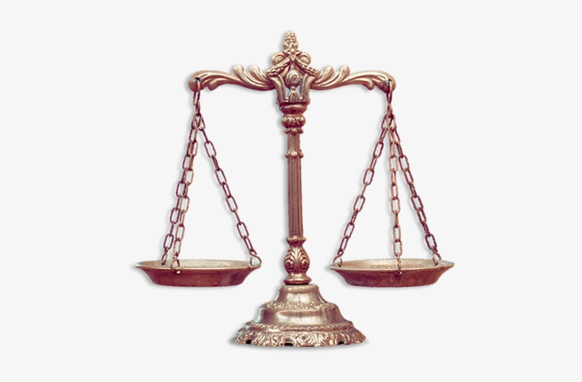 law scale scales of
