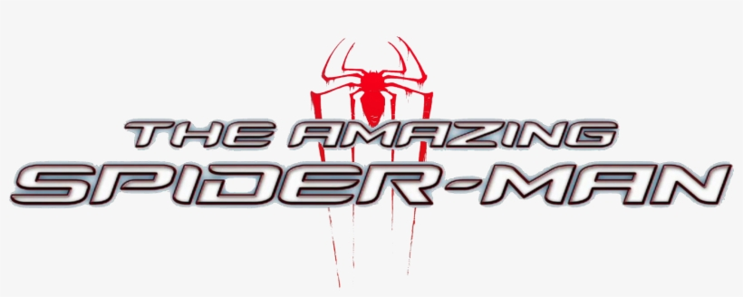 the amazing spiderman logo