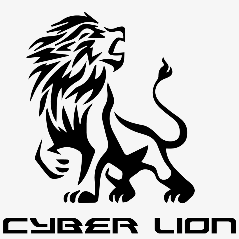 Lion Logo Png Roaring Lion Logo Black And White Png Free Transparent Png Download Pngkey