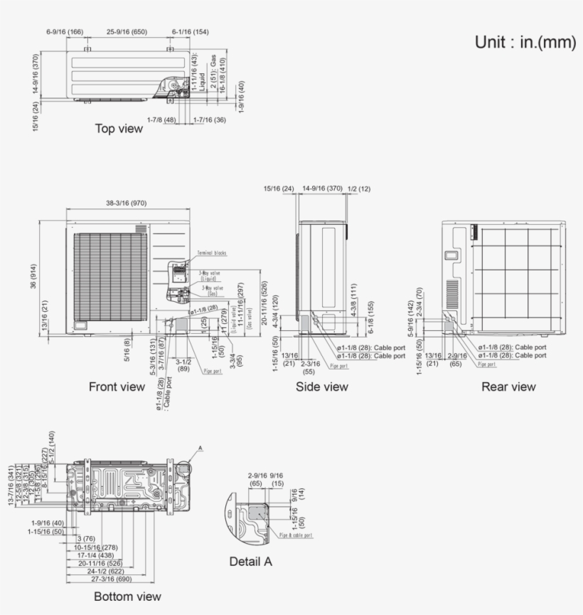 Fujitsu Wiring Diagram