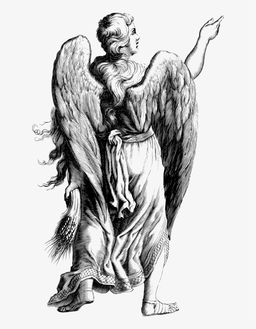 medium resolution of this graphics is angel finger about angel classic virgo sign angel clipart