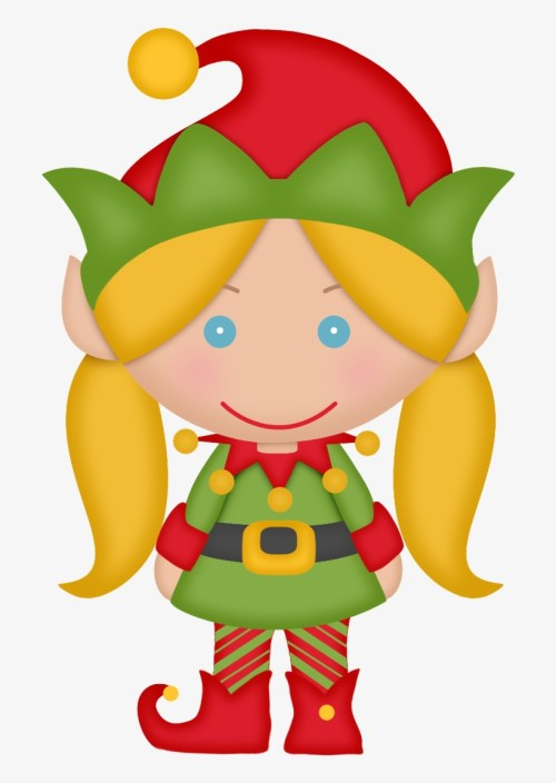 small resolution of elves of the helping santa clip art female christmas elf clipart