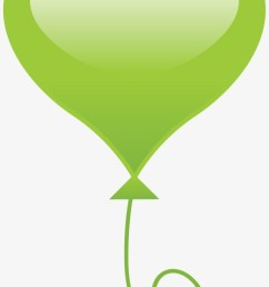 corazon i love heart balloons heart clipart [ 820 x 1377 Pixel ]