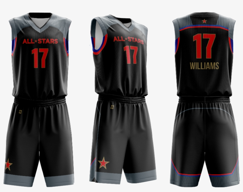 Download Basketball Uniform Mockup Free - Men's Basketball Jersey ...