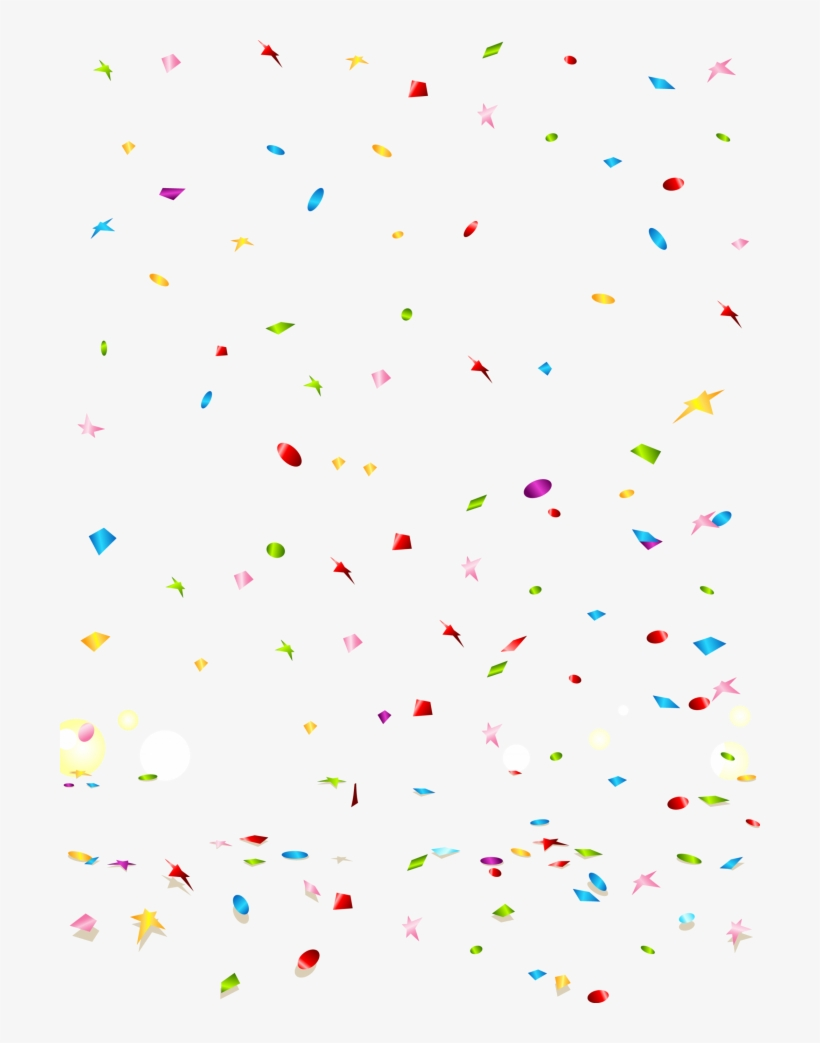 hight resolution of confetti transparent background png transparent background confetti clipart