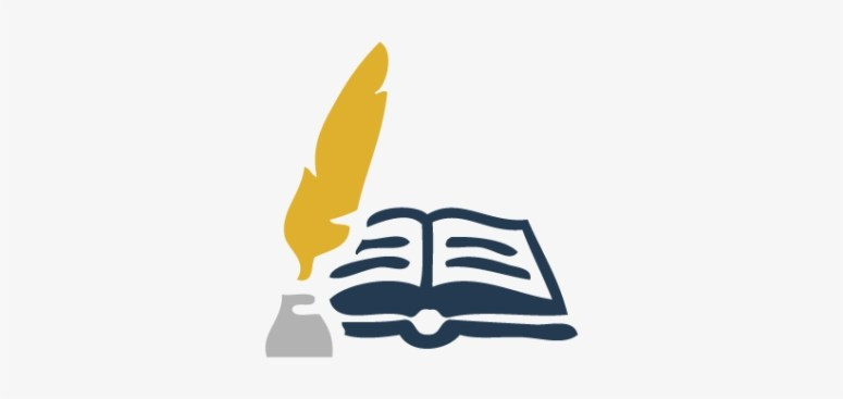 How To Take Notes Open Book - Book And Quill Logo - Free Transparent PNG  Download - PNGkey
