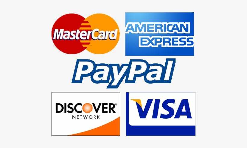 credit card logos visa