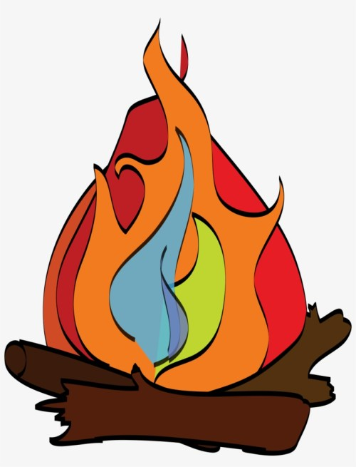 small resolution of camp fire clipart fire pit clip art