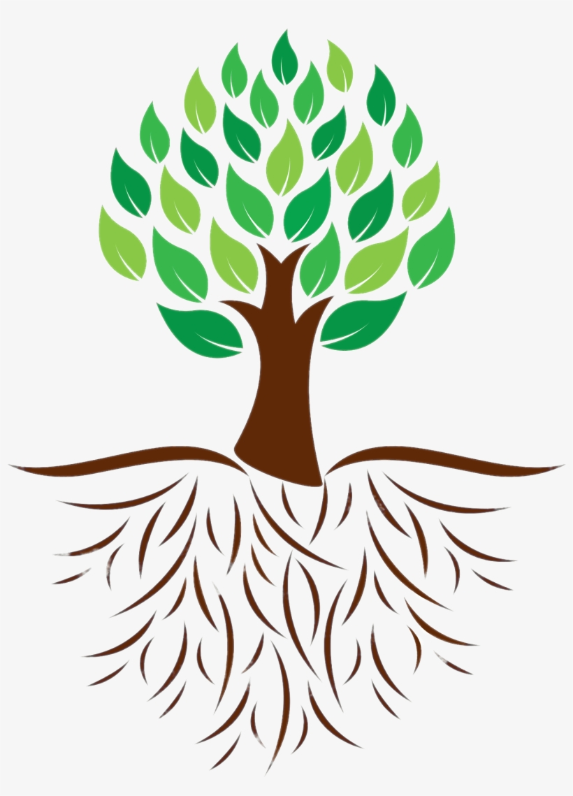 nature tree clipart with