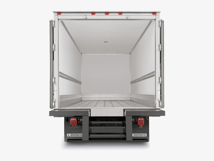 Covered Trucks - Truck Back Door Open - Free Transparent ...