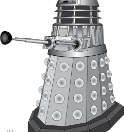 doctor who clipart dalek dr who dalek png 1280x1660 png download [ 1280 x 1660 Pixel ]