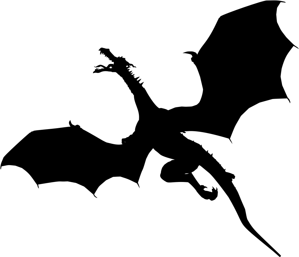 hight resolution of cool clipart dragon 960x826 png download