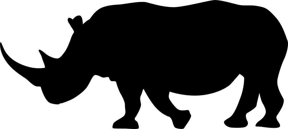 medium resolution of clipart royalty free stock rhinoceros cattle clip art rhino clipart png 8000x3606