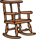 Download Clip Art Black And White Big Image Png Rocking Chair Clipart Png Image With No Background Pngkey Com