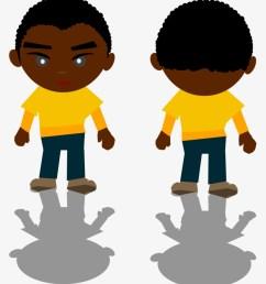 african american family clipart 5 buy clip art cartoon black boy [ 820 x 980 Pixel ]