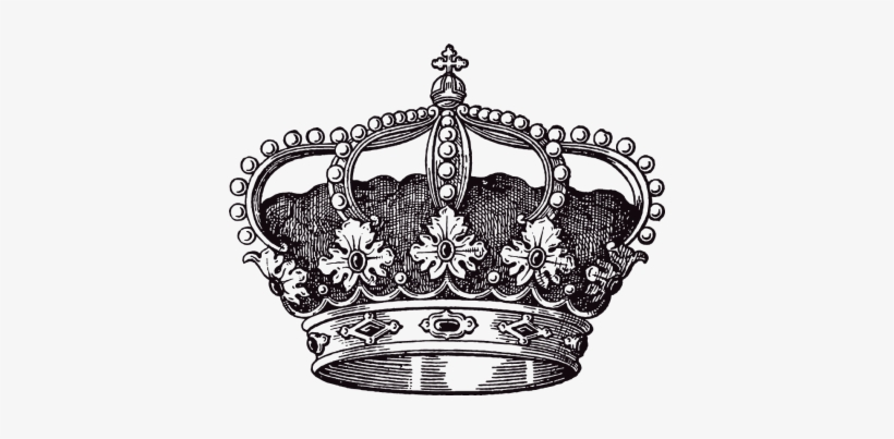 Crown Royal Clipart Transparent Background Queen Crown Drawing 400x323 Png Download Pngkit