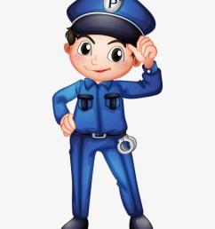 kids clipart police officer community helpers clip art [ 820 x 1043 Pixel ]