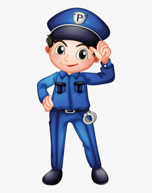 small resolution of kids clipart police officer community helpers clip art