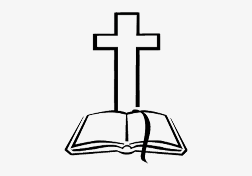 Coolest Clipart Of Bibles And Crosses Bible And Cross