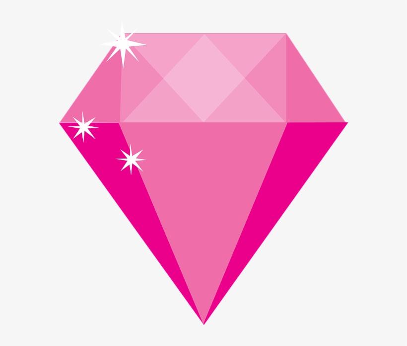 diamantes rosa png diamante