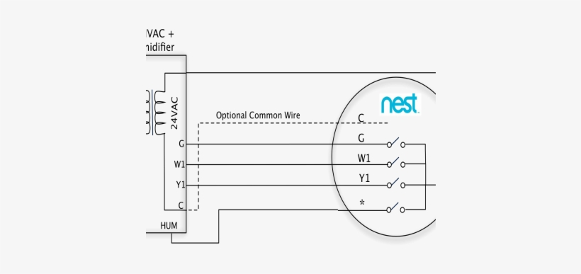 Wiring Diagram For Nest Learning Thermostat