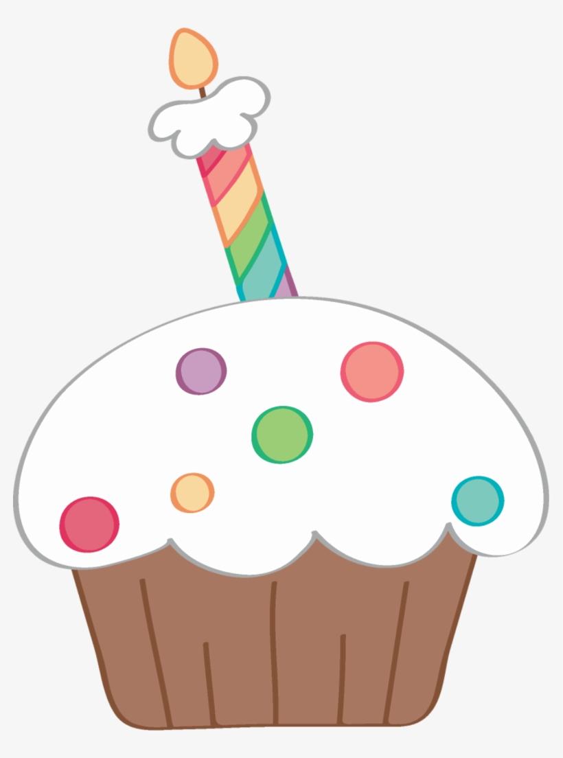Clipart Free Stock Birthday Cupcakes Clipart Cosas De Cumpleaños