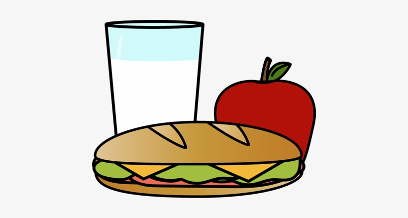 Clipart Lunch Food