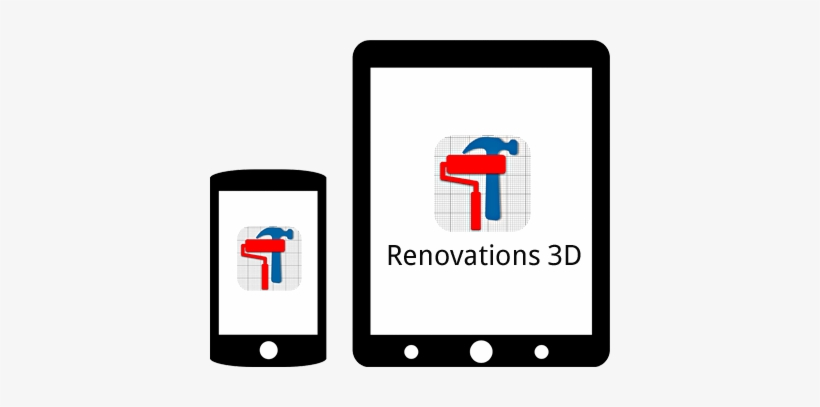 You can use sweet home 3d online on mac, iphone, ipad, android, and more. Renovations 3d For Android Sweet Home 3d Per Android 400x327 Png Download Pngkit
