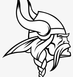 minnesota vikings nfl chicago bears american football minnesota vikings logo black and white [ 820 x 1050 Pixel ]