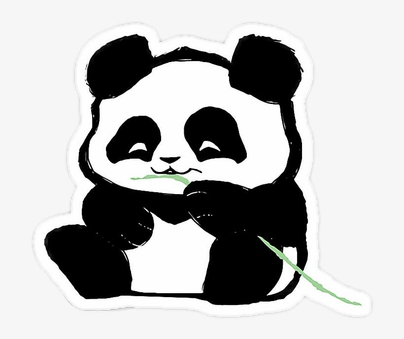 dab vector panda sweet
