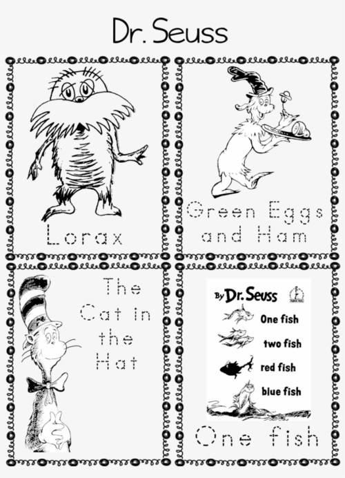 small resolution of Download Dr Seuss Worksheets Preschool Clipart Pre-school - Dr Seuss  Worksheets Preschool - 900x1215 PNG Download - PNGkit