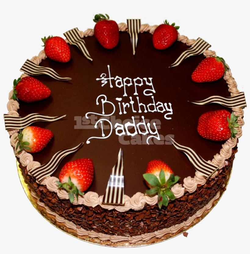 Birthday Cake Png 6 Http Birthday Chocolate Cake Dad 1000x966