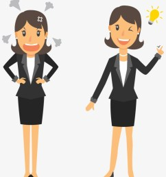 clipart person business woman woman at work cartoon [ 820 x 971 Pixel ]