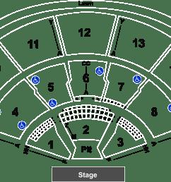 xfinity center hartford seating chart  [ 2046 x 1277 Pixel ]