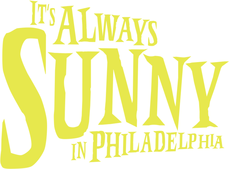 always sunny in philadelphia poster