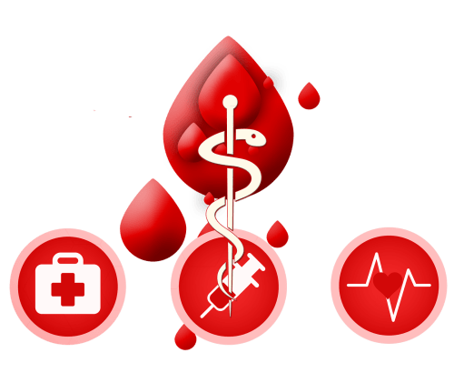 small resolution of blood donation png clipart