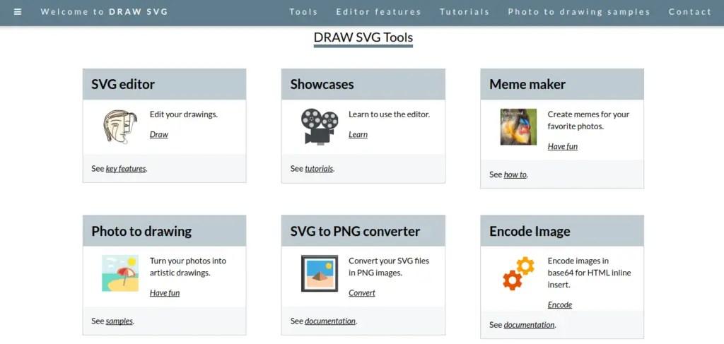 Top 24 Online and Offline Vector Graphics Editor