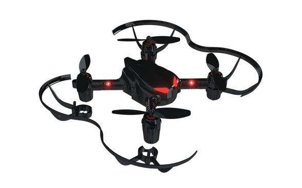 Concept unique drone 3-en-1 Le DR FIGHTER est un drone…