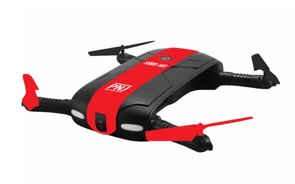 Votre drone SIMI se pilote en toute simplicité depuis votre…