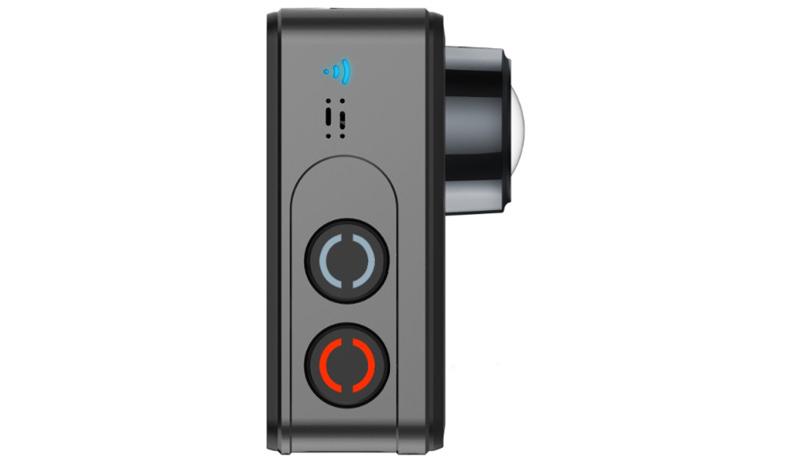 La Reporter est une caméra connectée: il vous suffit d'installer…