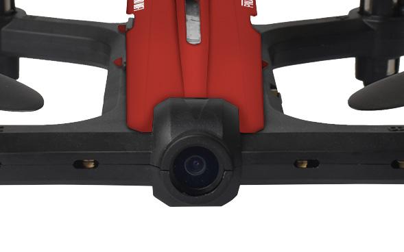 Grâce à la caméra HD intégrée de votre drone vous…
