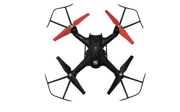 Un drone ready to fly Avec le R-FLYER HD, PNJ…