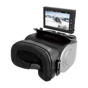 Casque vidéo LCD G-SKY 100 pour vol en immersion