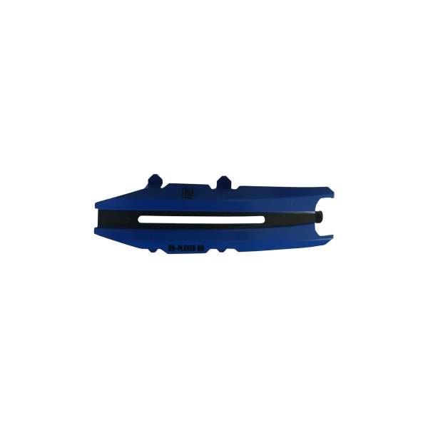 Coque de protection bleu avec bande noire pour DR-PLAYER HD