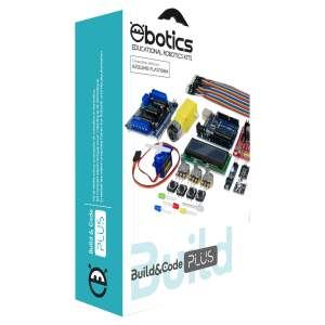 Build&Code Plus par eBotics